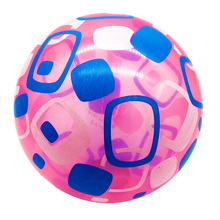 High Quality plastic clacker kids foam floating toy ball inflate enviromently pvc customized ball