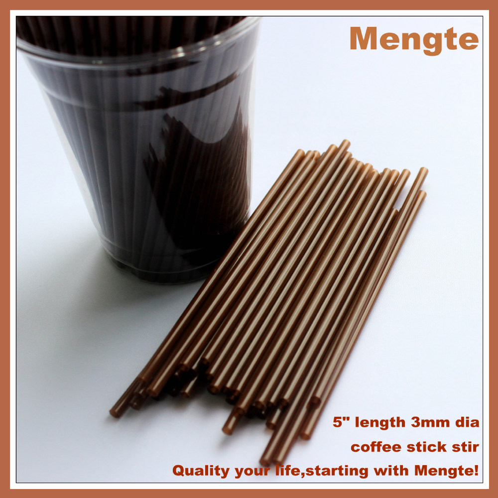 High quality hot products plastic coffee stir stick