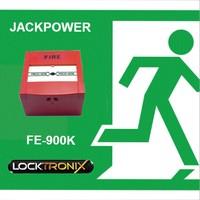 fire alarm FE900K Emergency fire break glass