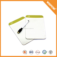 Hot sale eco-friendly tempered glass magnetic whiteboard
