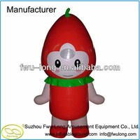 Lovely Inflatable Advertising Inflatable Moving Cartoon for Hot Sale