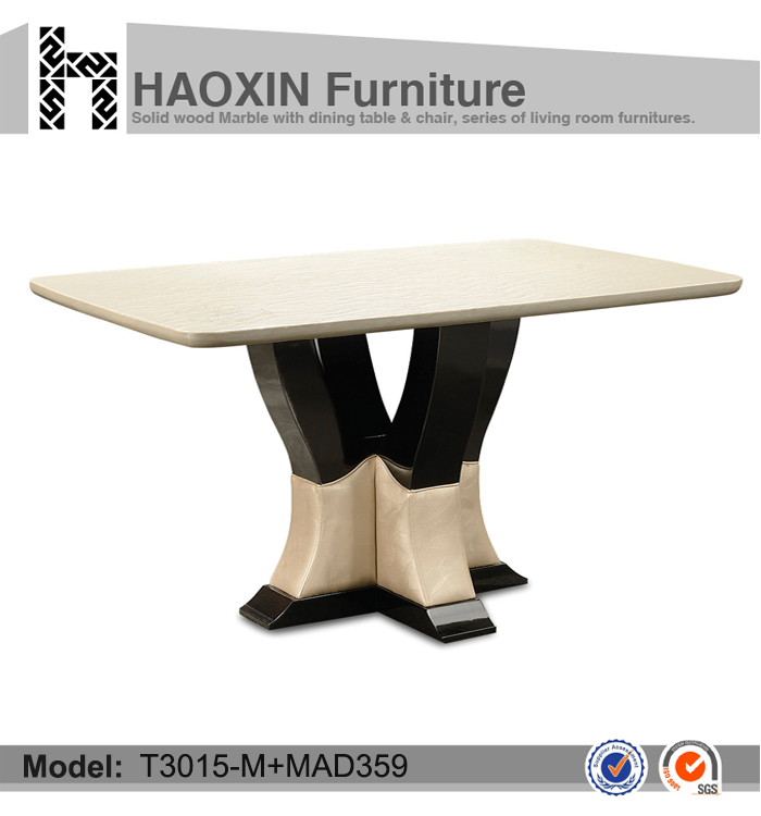 new design marble top table living room furniture modern center table