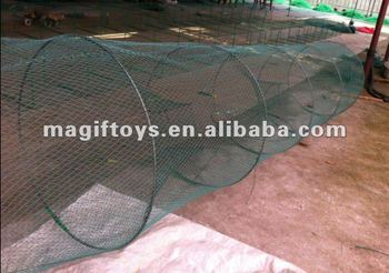 Custom Shrimp Fish Trap 2-10M length
