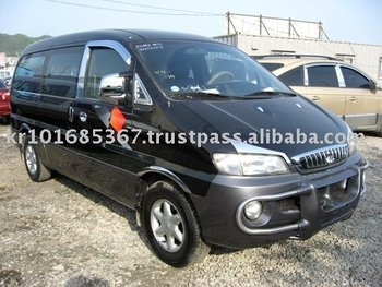 Hyundai Starex 1998 Used Car Korea