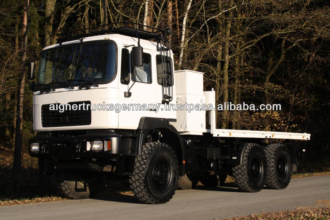 MAN FE 310A DFAEG 6x6 F2000 Evolution