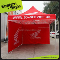 Outdoor quick show waterproof gazebo tent