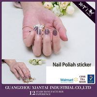 Art Nail Stickers Digital Printer With Competitive Price Bling 3D Nail Art Stickers
