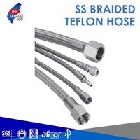 Best Quality Stainless Steel 304 Braided Teflon Hose