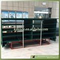 5.5ft highx11.5ft wide green color cattle panels