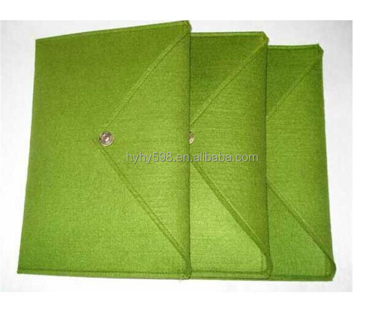 #14063012 hot sale new design for felt ipad cover case