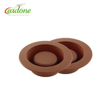 LD-Y022 Custom Christmas Gift silicone ice cream cup mold