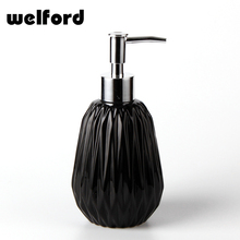 High quality bathroom accessories bottle custom wholesale hand liquid soap dispenser