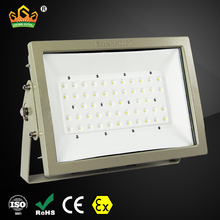 Atex class 1 div 1 nema 4x led explosion proof flood lighting for sale