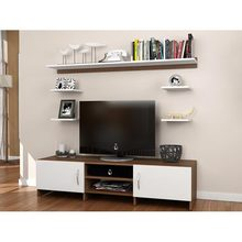 Modern MDF TV Unit Furniture for Living Room