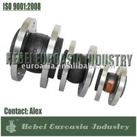 spherical rubber expansion joints