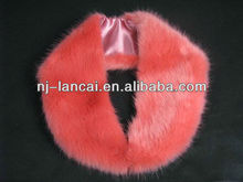 Lancai-Low MOQ Durable In Use New Fashion Luxe Faux Fox Fur Scarf Tippet