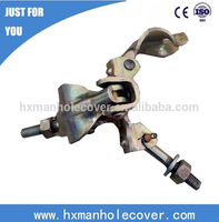 Clamp Formwork Scaffold Fittings Fixed Double Coupler/quick coupler