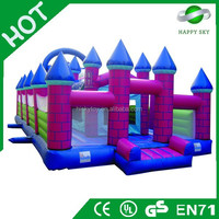 High quality 0.55mm PVC inflatable bouncer,open inflatable bouncer,hot sale panda inflatable bouncer