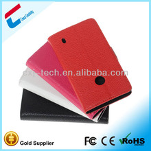 Aliexpress pu leather smart cover case for nokia lumia 520 leather mobile cover for nokia lumia 520