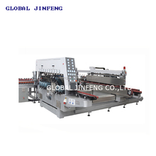 JFD-2025-20 PLC high speed glass double edge grinding machine /automatic edger