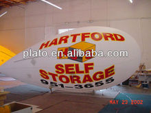 2012 inflatable 2.2m blimp / airship/inflatable airship toy