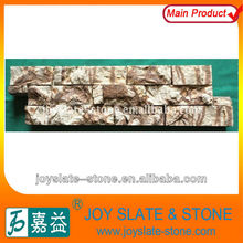 Chinese Rusty Sandstone Wall cladding Slate/slte wall covering