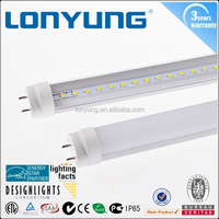 Top level innovative led red tube sexy t8