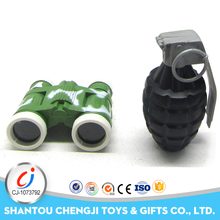 Funny boys toys military set plastic kids hand grenade