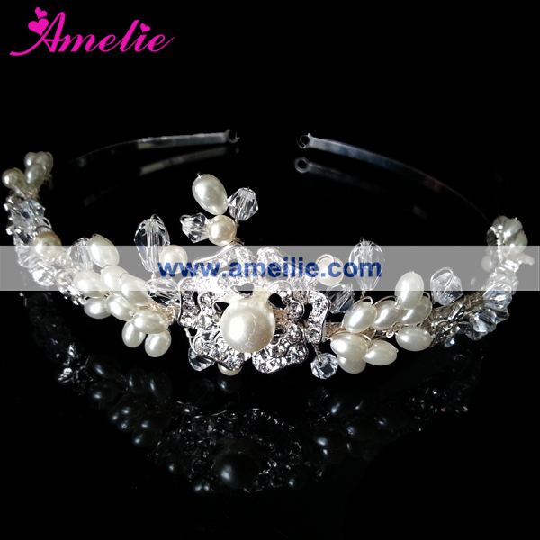 Wholesale India Wedding Bridal Tiaras