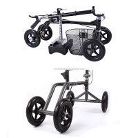 2017 FDA Folding Knee Walker Scooter