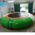 Airtight Inflatable Water Trampolin ,Water Floating Trampoline ,Inflatable Kids Jumping Trampoline