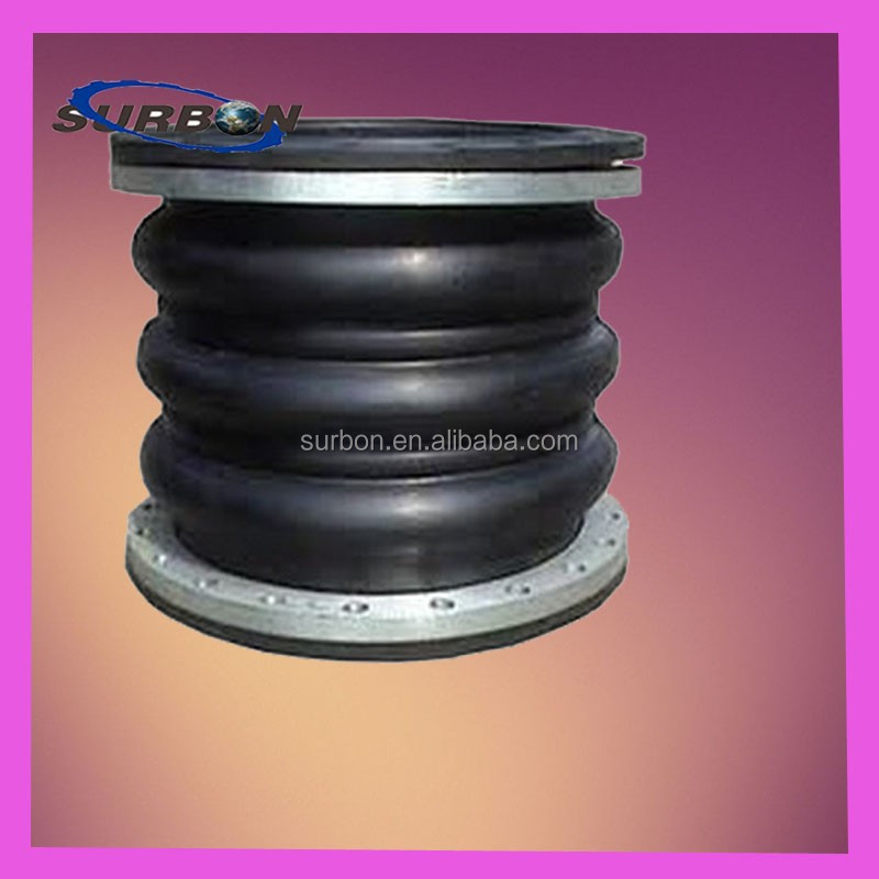 flexible flange rubber expansion joints concrete