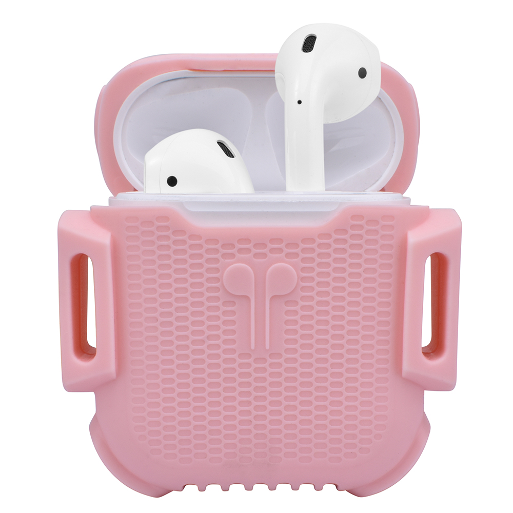 Skin case cover for apple airpods, for airpods protective silicone cover, new style case for airpods accessories