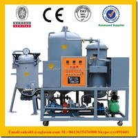 CE certified and automatic backwashing used oil refinery chemical