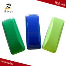 high quality customized printing metal iron glasses case