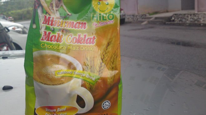 Hilo Chocolate Malt