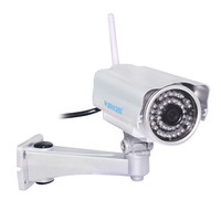 Best Wanscam 720P IP Bullet Camera Day & Night High Res. IR-CUT Surveillance Waterproof P2P Wireless HD Outdoor IP Camera HD
