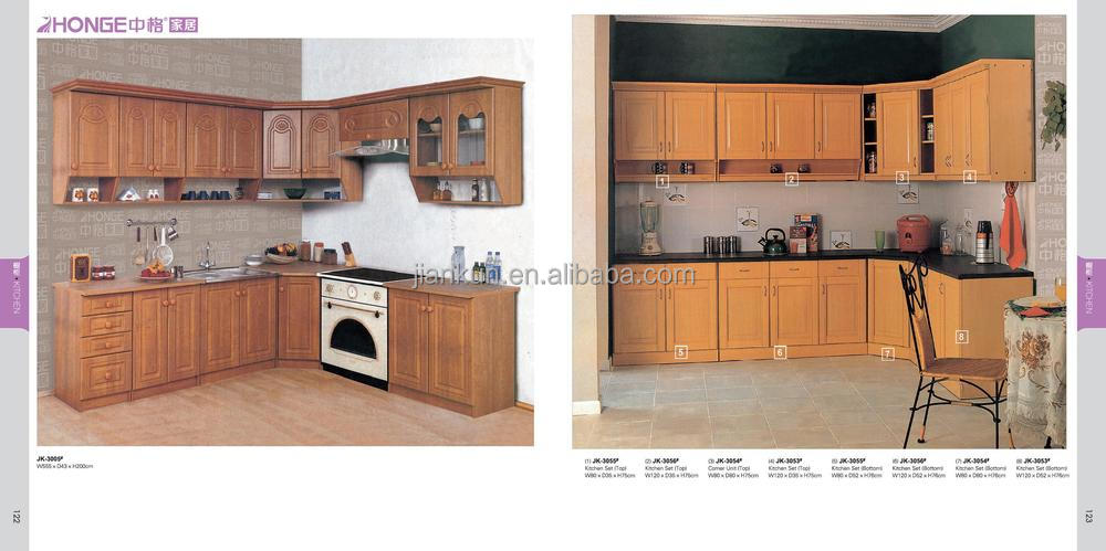 on sale mdf pvc very cheap price modern wall kitchen