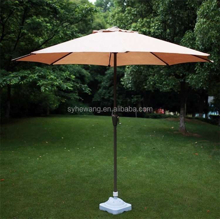 Uv Protection Promotional Garden Umbrella Perfect Patio