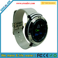 BWQ04 Silver waterproof smart quartz smartwatch