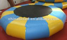 2012 best selling swimming pool trampoline for kids