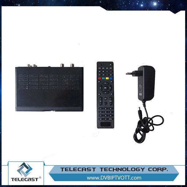 Digital TV data stream to the transmitting system 860MHz 30KM DVB-T2 System