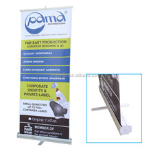 CMYK Printing Roll Up Banner,PVC Roll Up Display,85*200cmRoll Up Banner Stand