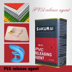 high quality PVA mould Release agent for complex products