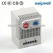 Hot Sale high quality dual thermostat switch for regulating heaters, heater fans and heat exchangers ZR 011