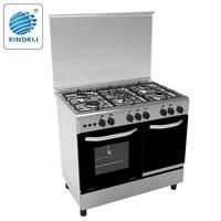 CHINA FREESTANDING GAS STOVE DOUBLE OVEN