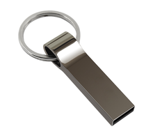 High quality chip mini metal usb flash drive 2GB 4GB 8GB 16GB customized logo fast write speed and read speed
