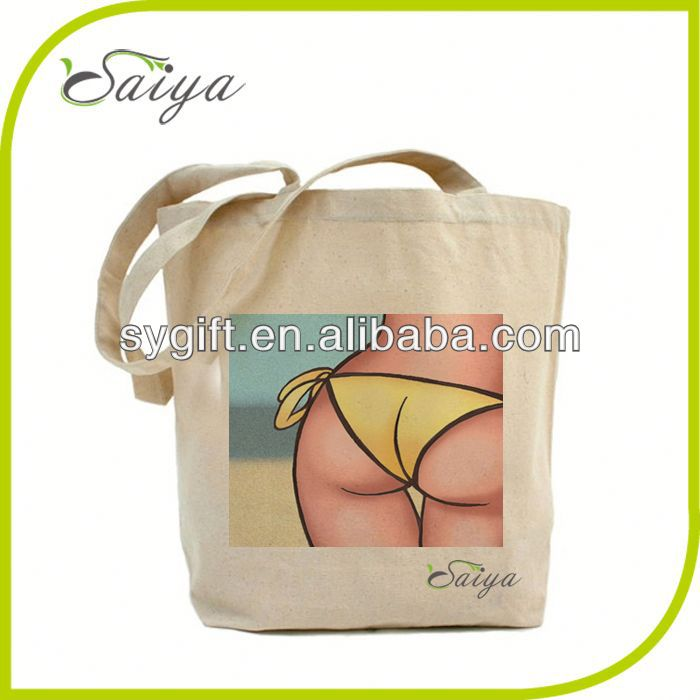 customized easy shopper bag