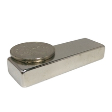 Competitive Price Premium Permanent Block Neodymium Magnets
