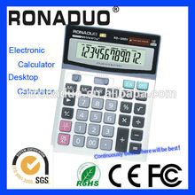 hotsale power supply calculator 12 digit 12 inches function ruler calculator